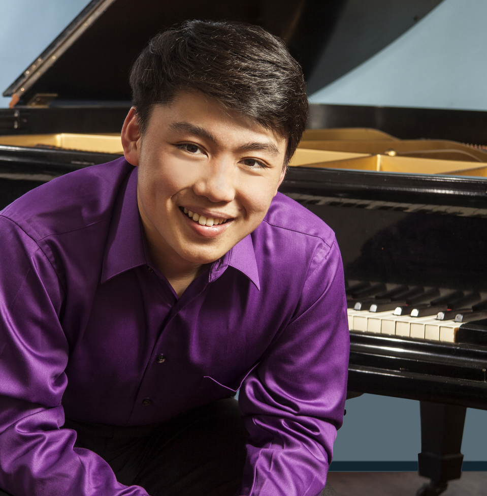 George Li International Piano World Favourite