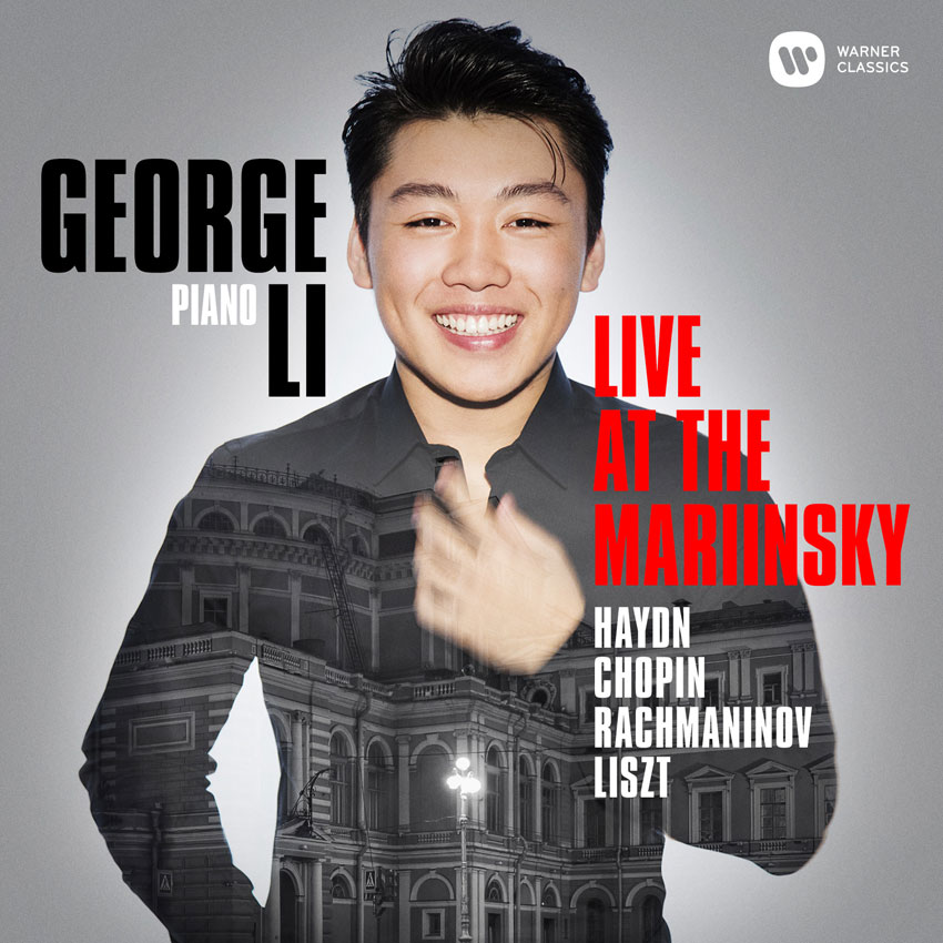 George Li Live at the Mariinsky